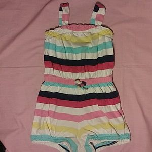 Baby Gap colorful one piece for girls